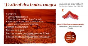 Festival des Tentes Rouges 2019